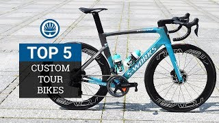 Top 5  - Custom Tour de France Bikes