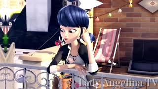 Клип Леди Баг и Супер Кот||♡Думать о тебе♡||Lady Angelina TV