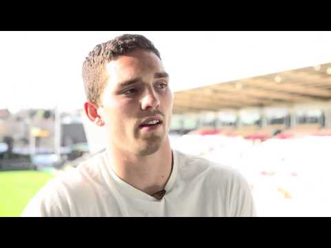 George North Talks Nutrition | MaxiNutrition