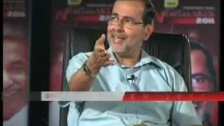 Kochouseph Chittilappilly in  Manorama News Maker 2011 Part 3