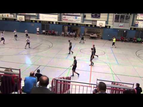 HC TuRa Bergkamen - HSG Augustdorf/Hövelhof 3. Spieltag 29.09.2013
