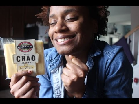 Field Roast Chao Cheese Slices Review + What I Ate For Dinner!