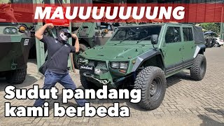 Pindad Maung Review | Produk Indonesia