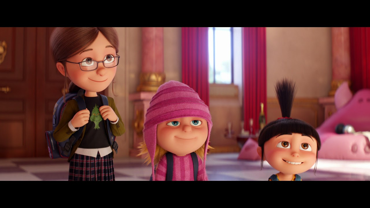 Despicable Me 3 - YouT...