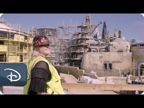 Women Behind the Magic: Kristina Dewberry on Finding Her Passion in Construction and Building <em>Star Wars</em>: Galaxy's Edge