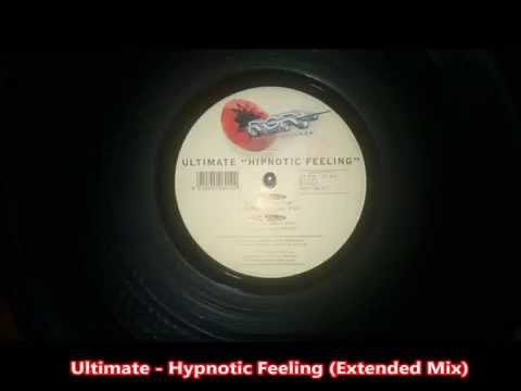 Ultimate - Hypnotic Feeling (Extended Mix) - Classic Hard Trance -