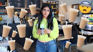 جربت كل محلات القهوة في مدينتي