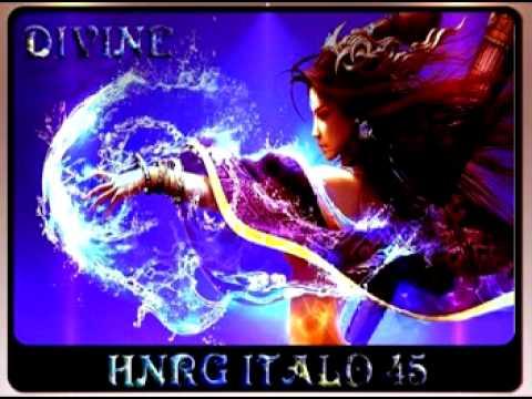 DJ DIVINE   HNRG ITALO 45