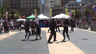 "KalayaanSF Festival 2019 Filipino Martial Arts ""Eskabo Daan"" Demonstration"