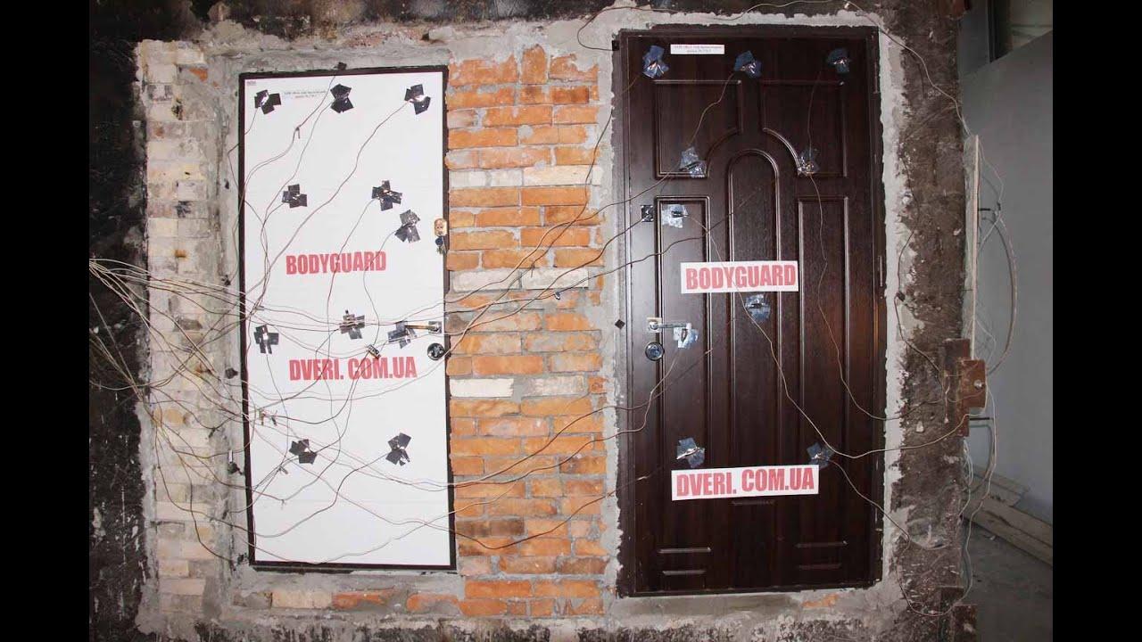 дверь противопожарная взломостойкая металлическая с остеклением