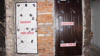 видео Противопожарные металлические двери