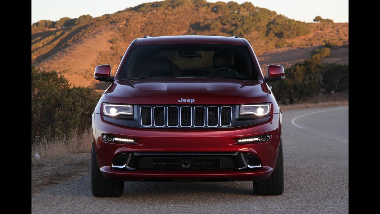 2014-2015 Jeep Grand Cherokee SRT Review and Road Test - YouTube