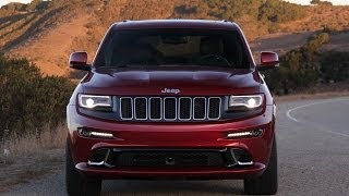 2014-2015 Jeep Grand Cherokee SRT Review and Road Test