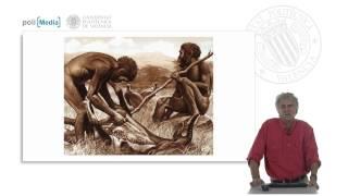 Polimedia de Juan Luis Arsuaga. Paleontólogo de los yacimientos de Atapuerca