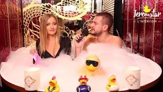 Shirley (Secret Story 11) dans le bain de Jeremstar - INTERVIEW