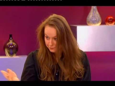 Samantha Morton appears on Loose Women