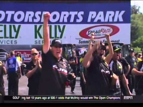 Erica Enders On Not Running the Swing Interview Mile High Nationals 2014