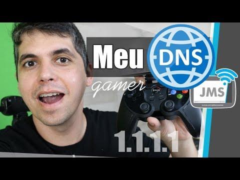 Como usar o Novo DNS MAIS RÁPIDO DO MUNDO 1.1.1.1