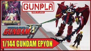 HARUMODELKIT: Gundam Epyon 1/144 NG - Unboxing y Reseña