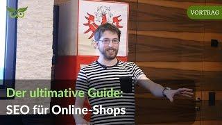 SEO für Online-Shops: Die ultimative Anleitung für E-Commerce SEO