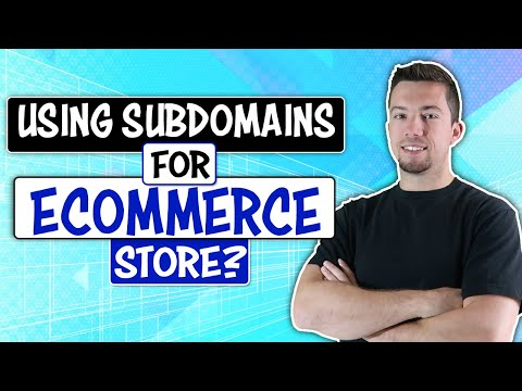 Should You Use Subdomains for Your eCommerce Store? (Pros & Cons)