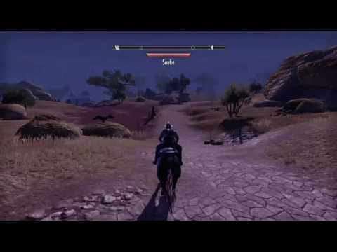 eso how to become a werewolf