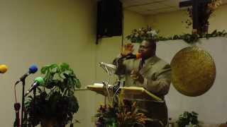 Obedience Through Suffering   Pastor John Larry For His Glory Church