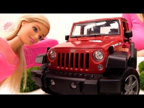 Куклы #БАРБИ, Кен, Штеффи. Видео для детей. #ToyClub - ищем игрушки. Барби все серии подряд
