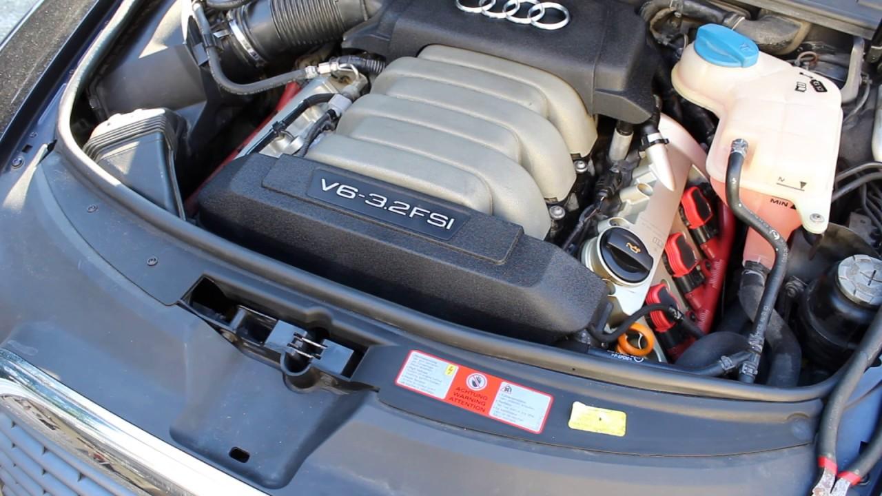2004-2011 Audi A6 3.2 V6 Quattro Intake Manifold Vacuum Lines CODES P2006  P2404 - YouTube | Audi A4 V6 Engine Vacuum Diagram |  | YouTube