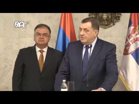 Dodik: Bošnjačka mržnja protiv Srba razlog je podnošenja zahtjeva za reviziju