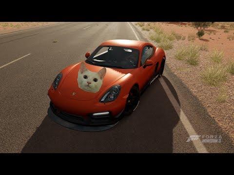 Forza Horizon 3 Forzathon Porsche Cayman GTS