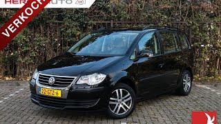 Volkswagen Touran 1.4 TSI Comfortline | dealer auto | trekhaak | zo meenemen! |