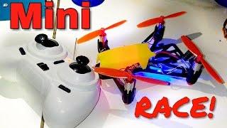 Merakit Mini Drone Race Murah - Eachine H8 ACRO Motor 8.5mm