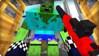 План побега не сработал [ЧАСТЬ 48] Зомби апокалипсис в майнкрафт! - (Minecraft - Сериал)
