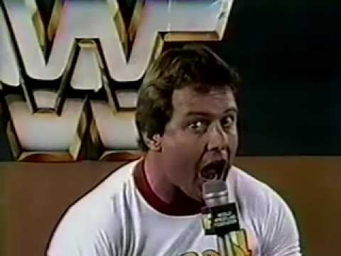 Roddy Piper Cow Palace Promo
