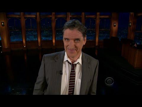 Late Late Show with Craig Ferguson 10/31/2011 Zooey Deschanel,  Neil Gaiman, Amanda Palmer