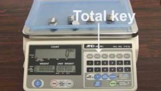 Counting Scales for Sale A&D HCi Series