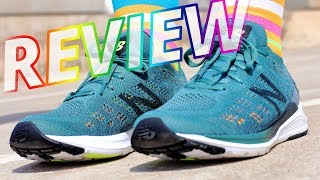 New Balance 890 v7 REVIEW en español