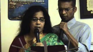 Karunanidhiye Kalvari Anpe Tamil by Robert and Rani Mp3