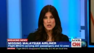 CNN::MAS Boeing 777-2H6 (9M-MRO) Missing KUL-PEK #1 [8Mar2013]