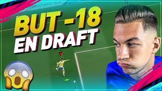 BUT INCROYABLE IL RAGEQUIT LA DRAFT ! FIFA 19