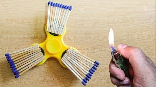 3 Awesome Fun Tricks with Matches – DIY ideas with Matches thumbnail