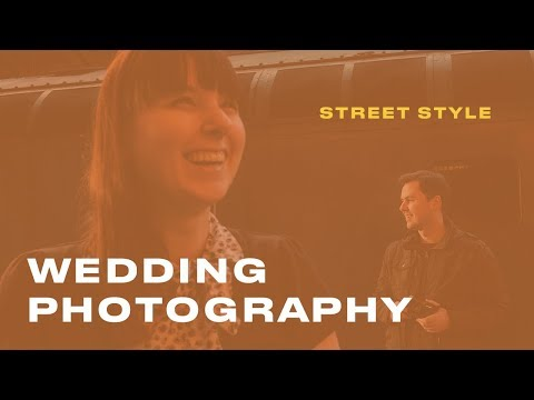 Street Style Wedding Photography interview with Yorkplace Studios