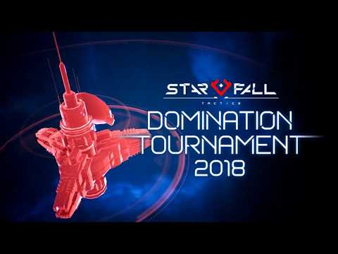Starfall Tactics Domination Tournament 2018 - Group Stage