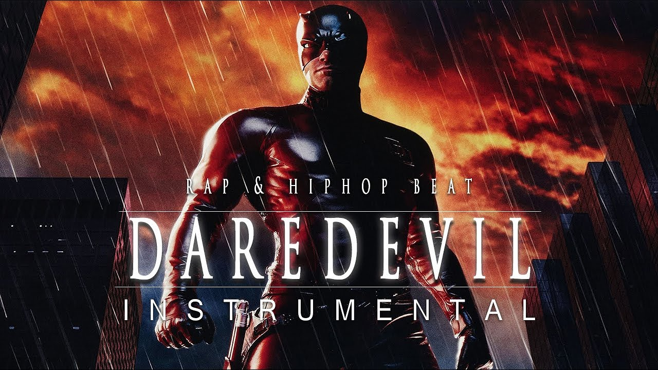 Hard Epic Orchestral HIPHOP BEAT - Daredevil (BKC Collab)