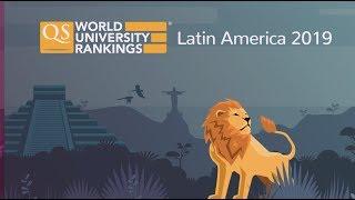 Meet Latin America's Top 10 Universities 2019