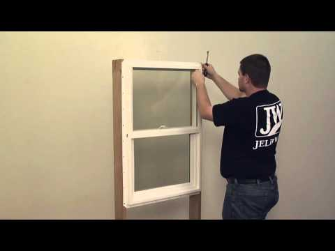 How to Replace Builders Vinyl Window Glazing Beads