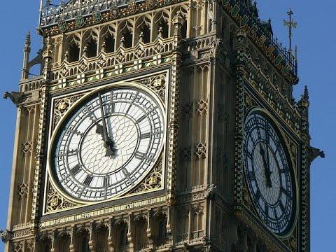 Big Ben Clock tower in City of Westminster, England | Big ...