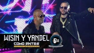 Wisin y Yandel en Medellin 2018