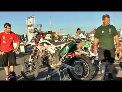 Team GB at the ISDE 2013 enduronews